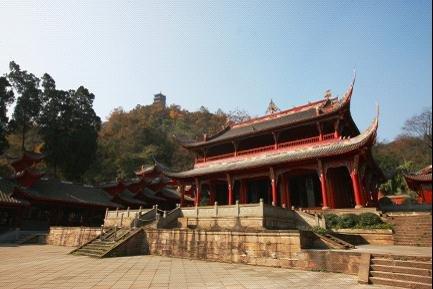 灌县古城文庙开园 传统国学文化引人瞩目(图)