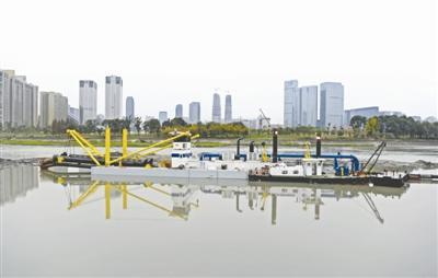成都锦江排污口治理完成七成 5月底前实现污水不下河