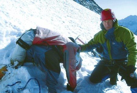 俄登山者一年多前遇难 在四川四姑娘山被找到