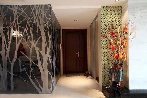 瓷砖雕花背景墙,雕花背景墙,玻璃雕花背景墙效果图,雕花背景