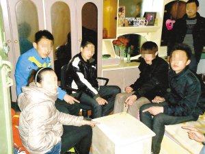 四川重庆11名高中生寒假聚会集体吸毒 均刑拘