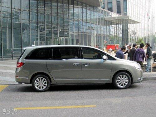 全新一代别克GL8-即将亮相广州车展 别克君威GS惊现国内高清图片