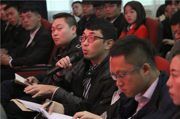 川影举行《融媒发展与高教创新论坛》新闻发布会