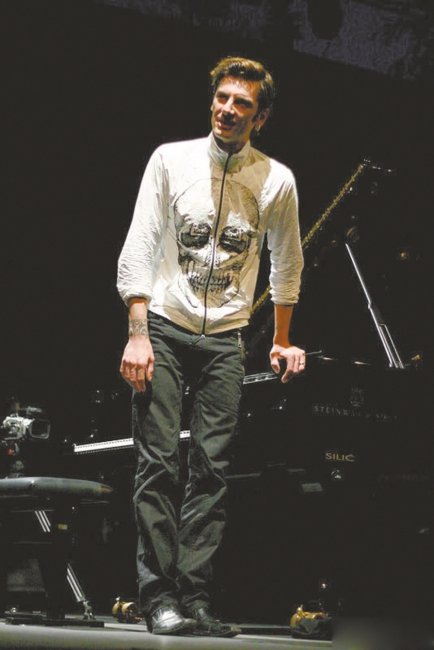 马克西姆钢琴独奏音乐会 亲情套票中秋大放送