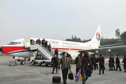 四川泸州机场航班有望明年直飞稻城亚丁
