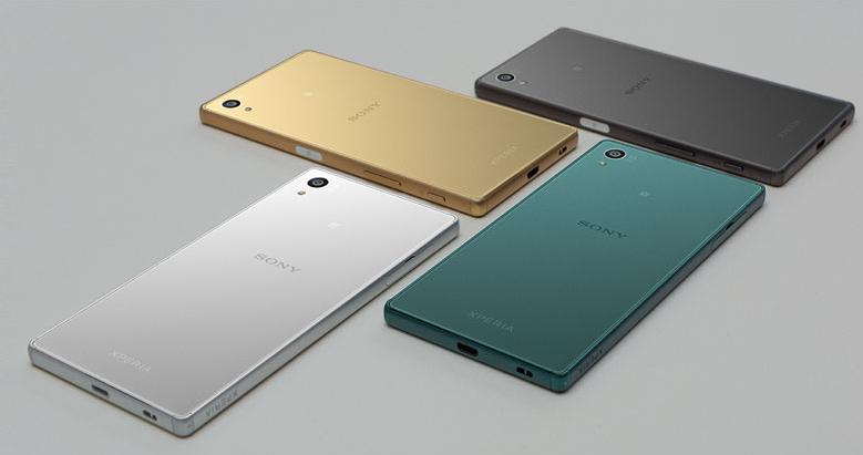 SONY 索尼 Xperia Z5(E6683)智能手机