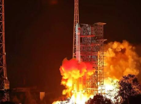 """中国所有探月卫星均在西昌实现""""零窗口""""发射"""
