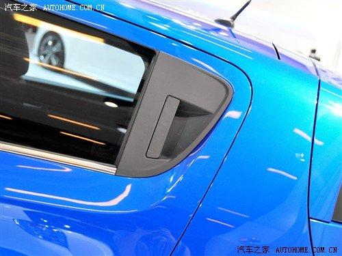 明年国产上市 全新雪佛兰Aveo实车发布