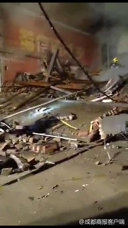 达州凌晨火灾 一家6口不幸遇难 最小者年仅9岁