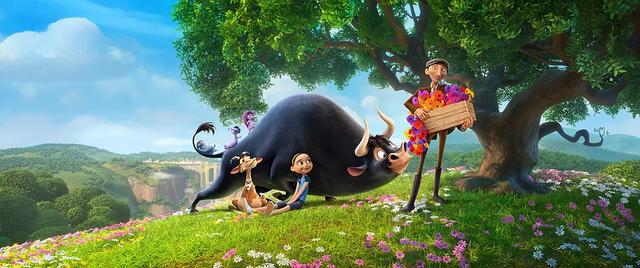 好莱坞动画《公牛历险记》来袭 邀你提前看