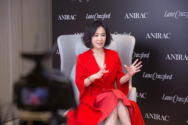 专访刘嘉玲:女人千万不能懒 要发现自己的更多可能