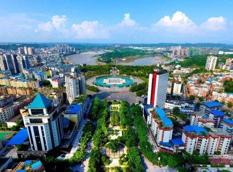 广安有大动作!战略合作横跨全国8大城市