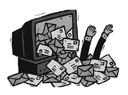 """广告邮件暗藏""""玄机"""" 邮件营销商""""抢滩""""网络市场"""