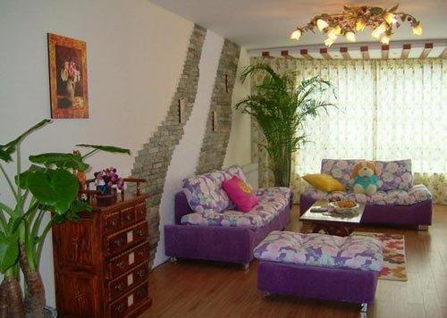 精致的东南亚风情家 3万元就搞定3居室装修