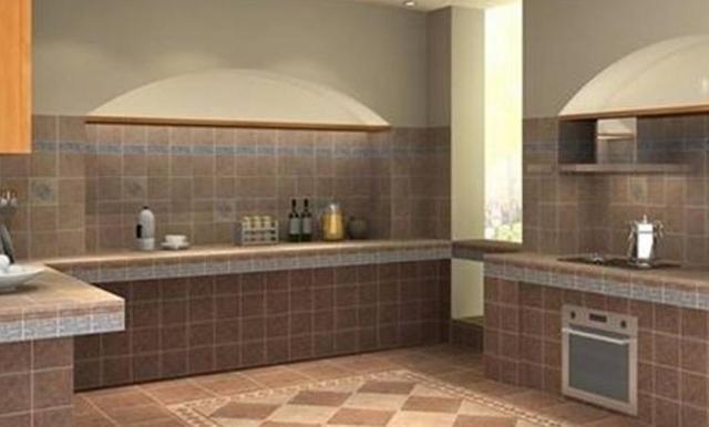 厨房瓷砖如何挑选 又该怎么搭配颜色呢