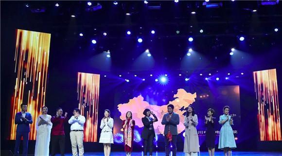 最为璀璨夺目的一天来到 川影25周年校庆庆典盛大举行