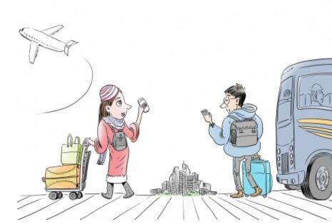 """春节回谁家? 80后夫妻机智解答""""要命题"""""""