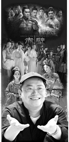 """叶锦添曝李安""""最难搞"""" 谈""""新红楼""""黄瓜头灵感"""