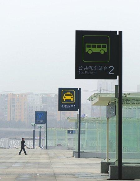 """成都东客站周围建32条路 最大特点""""零换乘"""""""