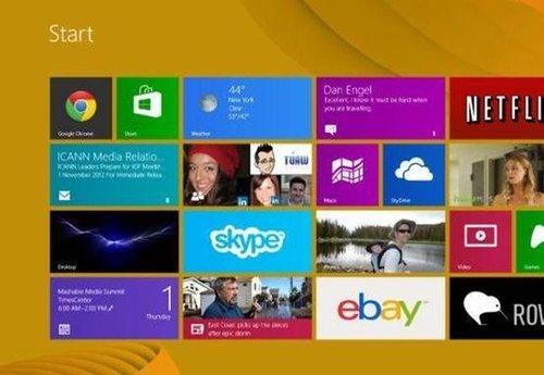 外界褒贬不一 Windows 8的问题究竟出在哪?