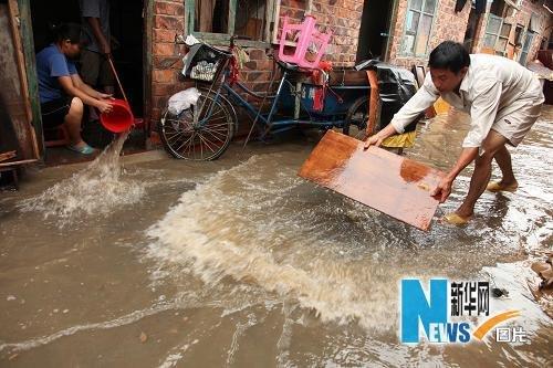 福建、广西、四川洪灾致35人死亡 国家启动四级响应