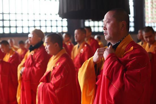 第二届京东•峨眉山春茶节在峨眉山大佛禅院开幕