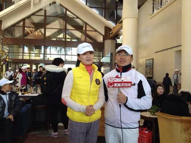 SVG尚约高尔夫助力-上海星时代全明星高尔夫