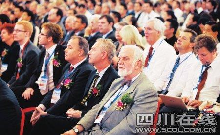 参会代表团评价西博会:西部大开发成果荟萃