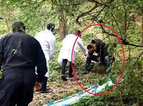 四川男子密林中自杀 服毒后又反悔向朋友求助