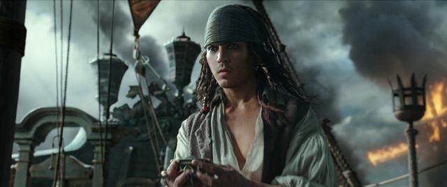 黑珍珠号再度扬帆起航 免费带你去影院见德普叔