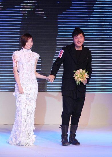 张靓颖中歌榜获八项提名 潘辰冲击年度最佳EP