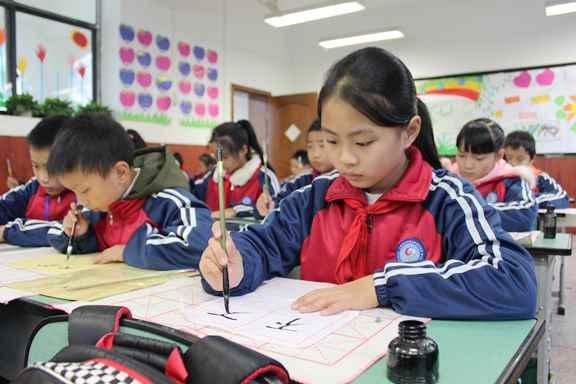 列五南华实验学校小学生的日常是啥样拉萨小学路贾卉图片
