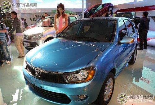 2010年成都国际车展10款新能源电动汽车登场
