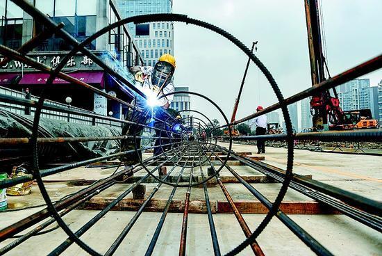 成都地铁18号线将创下三个最 力争2020年1月建成通车
