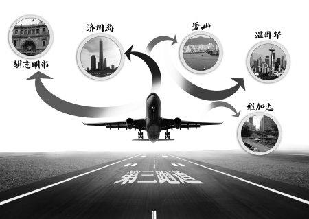 宣�71�X��Z��\斳_机场将打造成国内第四大航空枢纽制图:姜宣凭