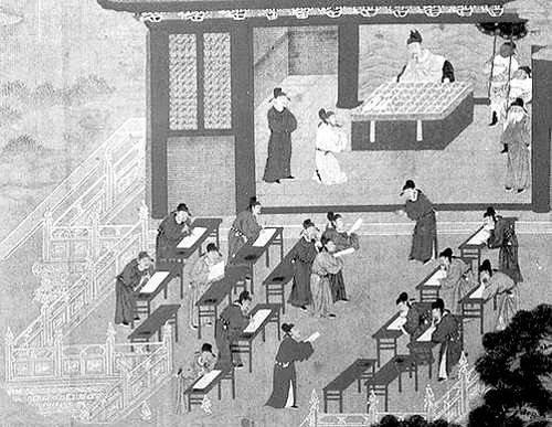 Tang dynasty trade system