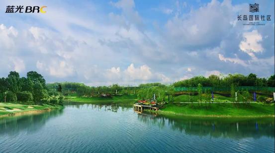 泸州蓝光长岛国际社区热销泸州 全城争藏