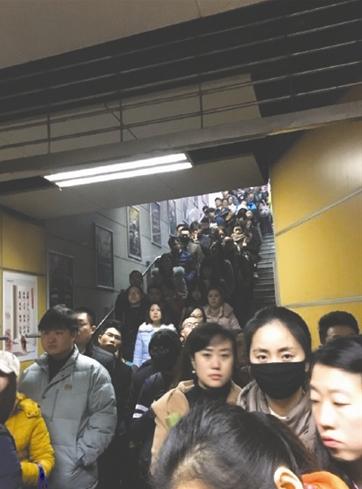 成都地铁招聘信息_成都多个地铁站点控制客流获知限流信息有3招图
