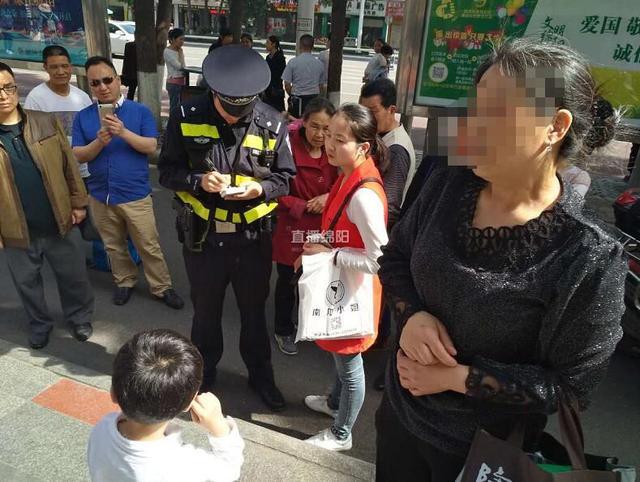 绵阳一女子报警称公交车上遇到人贩子 原来是误会