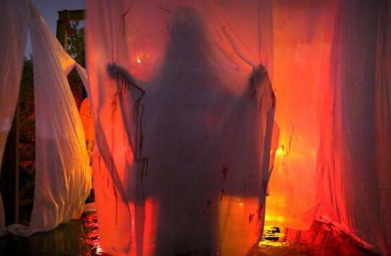 10月28日起去南湖梦幻岛练胆 万圣节活动超酷