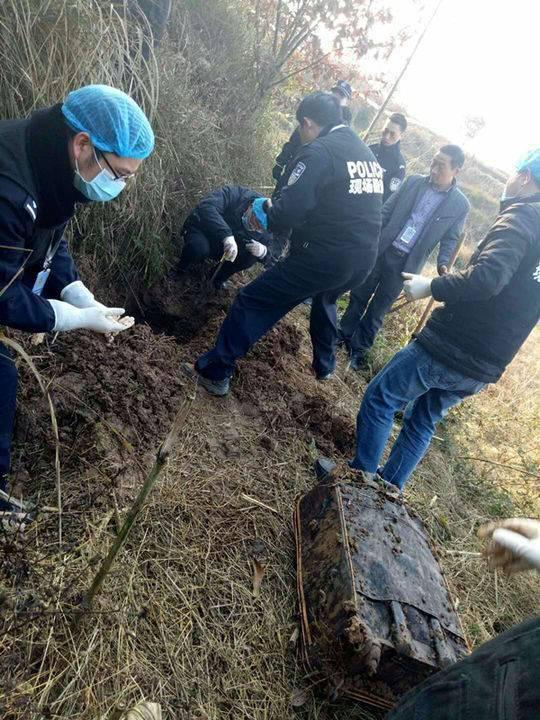 女子失踪一个月尸体被装进行李箱 凶手已被抓获