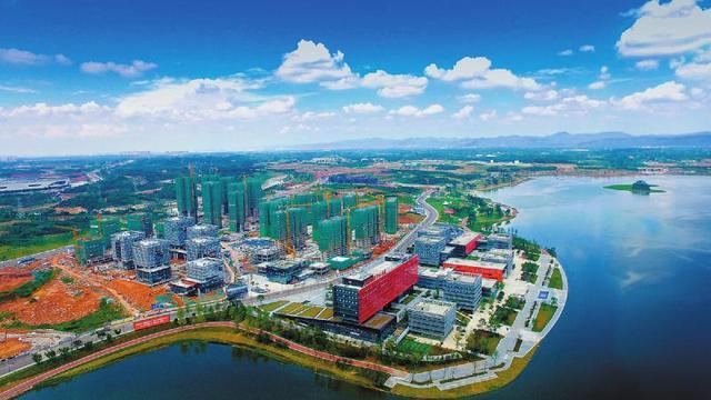 今年以来四川天府新区实现跻身国家级新区(图)