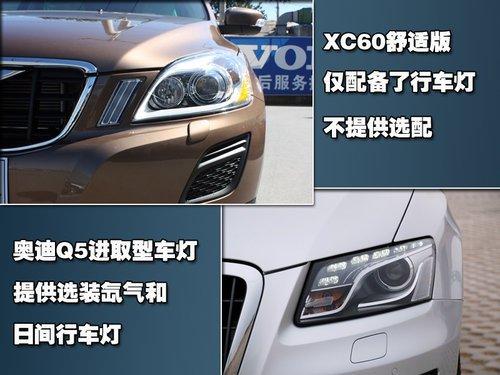 同为2.0T选择谁 奥迪Q5对比沃尔沃-XC60