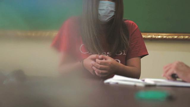 德阳女孩涉柬埔寨电信诈骗案 流泪称系忏悔的选择