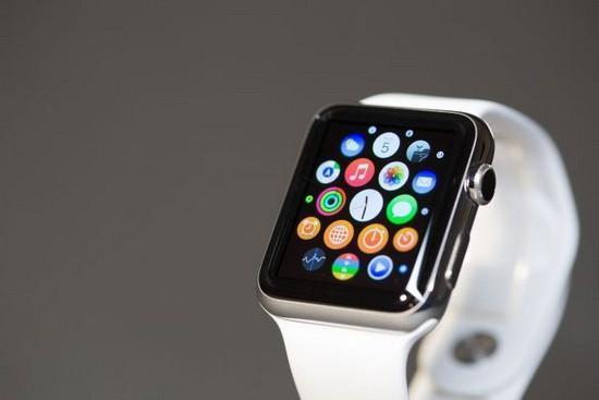 苹果手表充电时显示啥