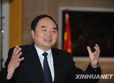 周济当选中国工程院院长 感言:发挥工程科技思想库作用