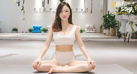 美女教练加入运动女神 传递健康运动理念