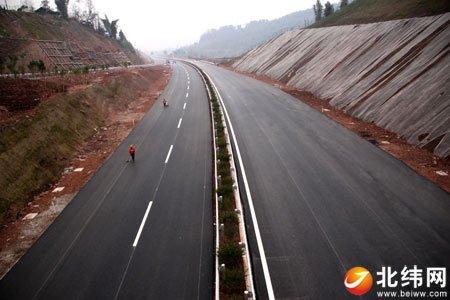 雅安高速公路建设迈进新纪元