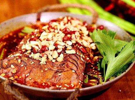 在家就能做的麻辣红油牛肉 比夫妻肺片简单