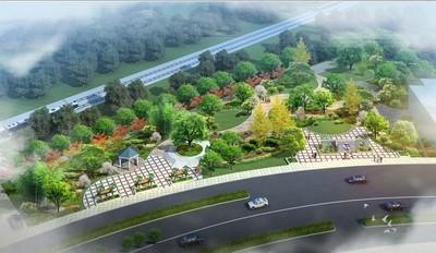 铁欣路计划添6000平方米休闲绿地 预计8月动工图片